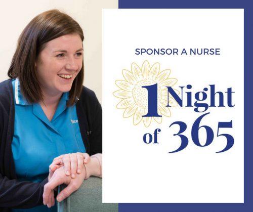 Sponsor a Nurse 1 Night of 365