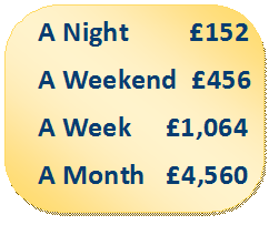 Corporate – 1 Night of 365 – Hospice at Home