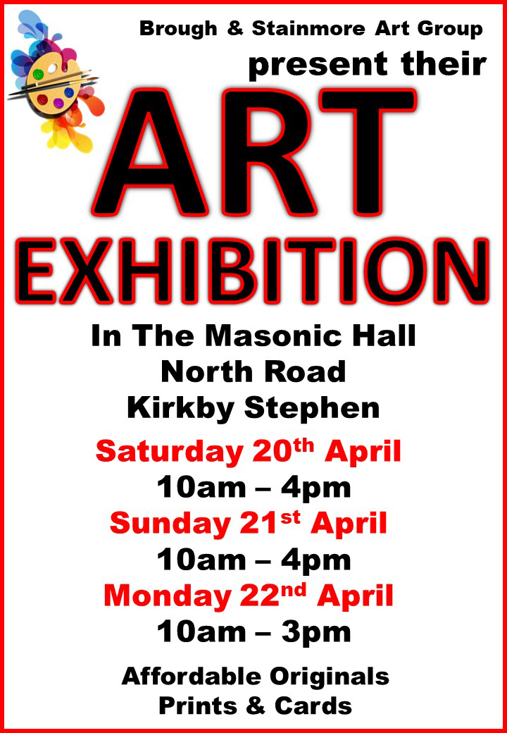 Appleby art exhibition