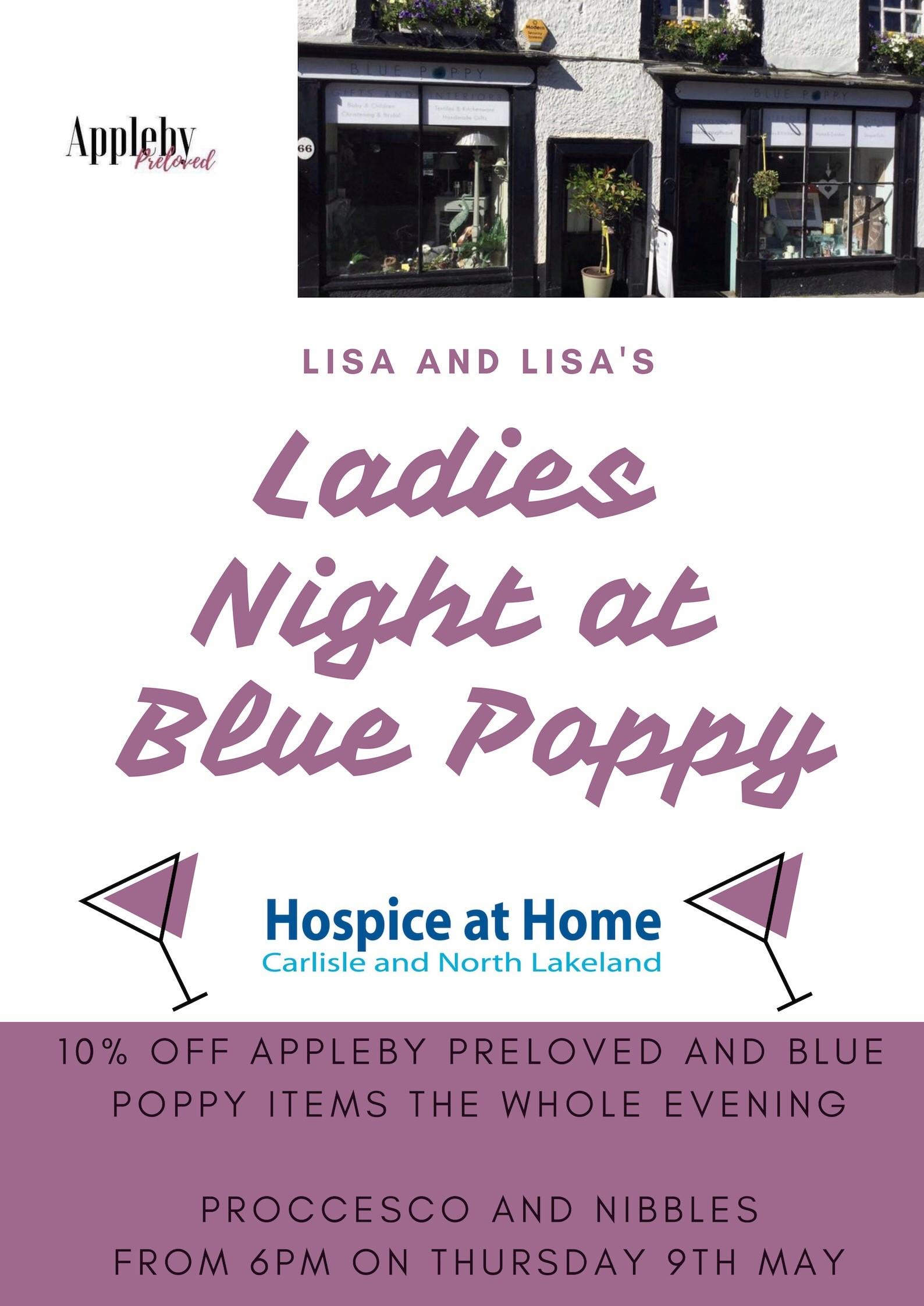 ladies evening appleby