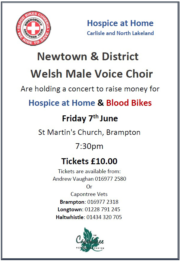 male welsh choir poster