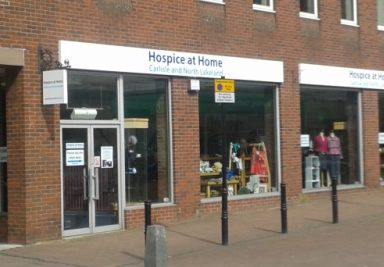 Hospice at Home Carlisle Shop