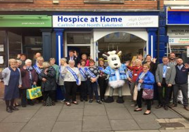 Hospice at Home Wigton Shop