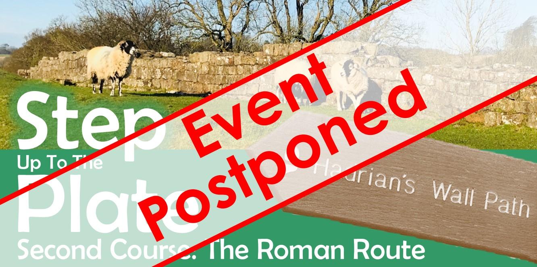 Website event placeholder - postponed